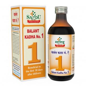 Sandu Balant Kadha No.1