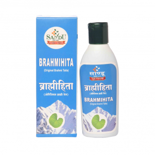 Sandu Brahmihita Taila (Oil)